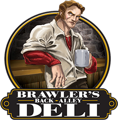 BRAWLER'S BACK ALLEY DELI