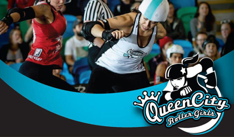QCRG VS OHIO ROLLER GIRLS