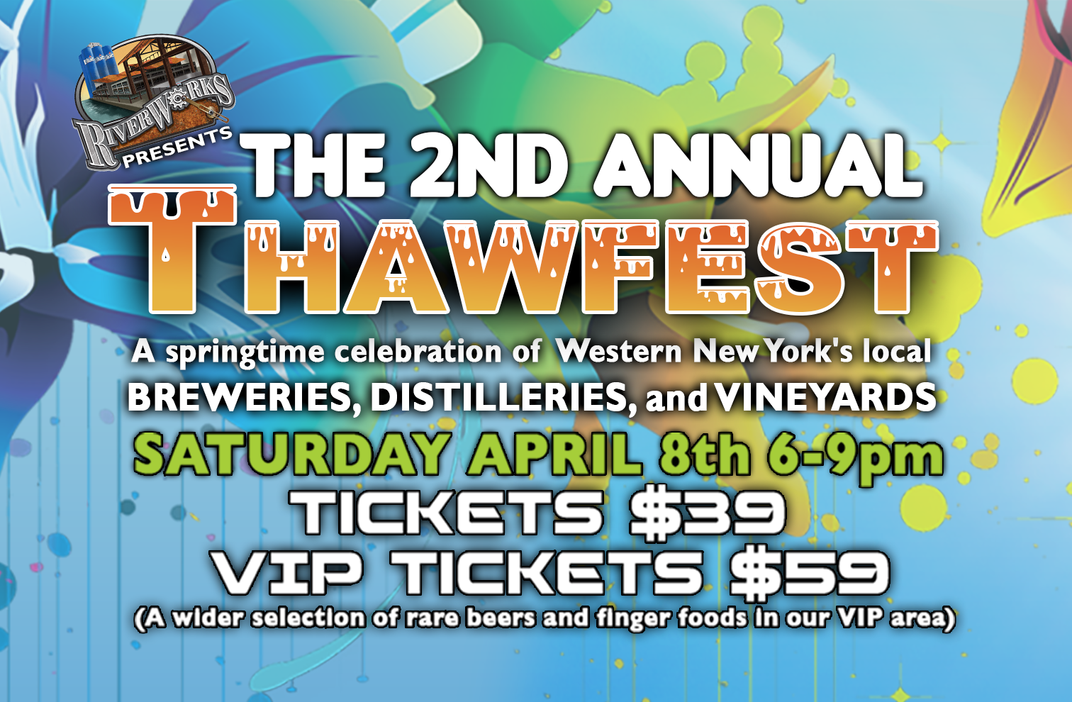 2ND ANNUAL THAWFEST