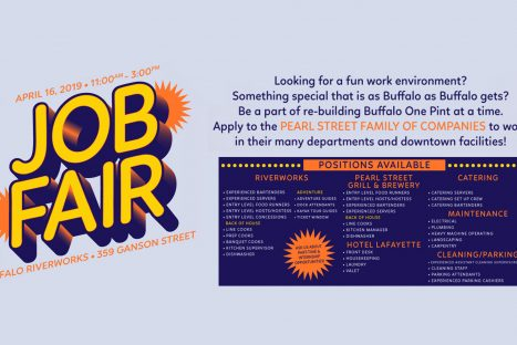Pearl Street Family Job Fair