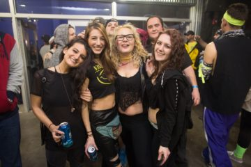 SMILES AT EXCISION AT RIVERWORKS