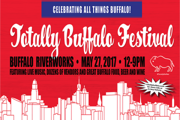 "FIRST ANNUAL ""TOTALLY BUFFALO FESTIVAL"""