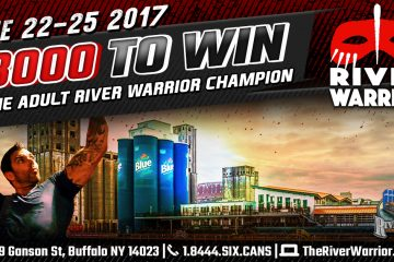 THE INAUGURAL RIVER WARRIOR OBSTACLE COURSE RACE COMES TO BUFFALO RIVERWORKS