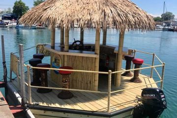 TIKI BOATS & RIVER WARRIORS… RIVERWORKS LATEST SUMMER EXCITEMENT!