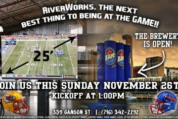 BILLS VS CHIEFS GAME DAY PARTY