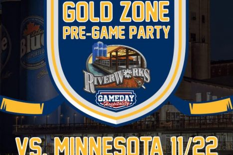 BUFFALO GOLD ZONE PRE-GAME PARTY – MINNESOTA