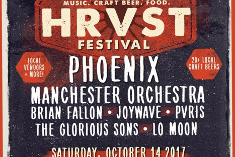 AFTER DARK & 103.3 THE EDGE PRESENTS THE HRVST FESTIVAL