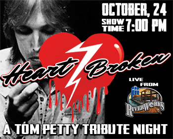 Tom Petty Tribute Sidebar
