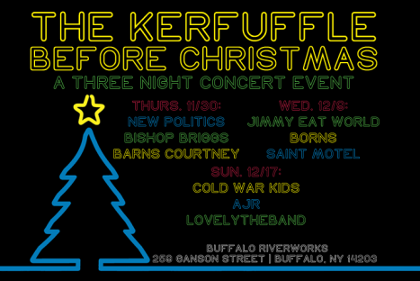 THE KERFUFFLE BEFORE CHRISTMAS