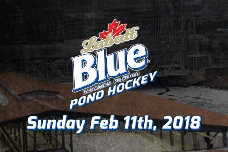 2018 LABATT BLUE POND HOCKEY TOURNAMENT