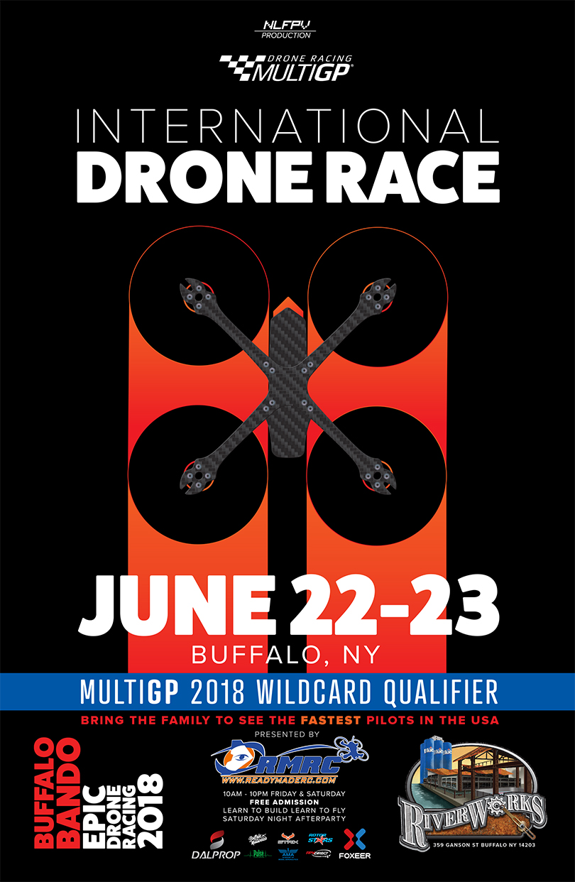 International Drone Race