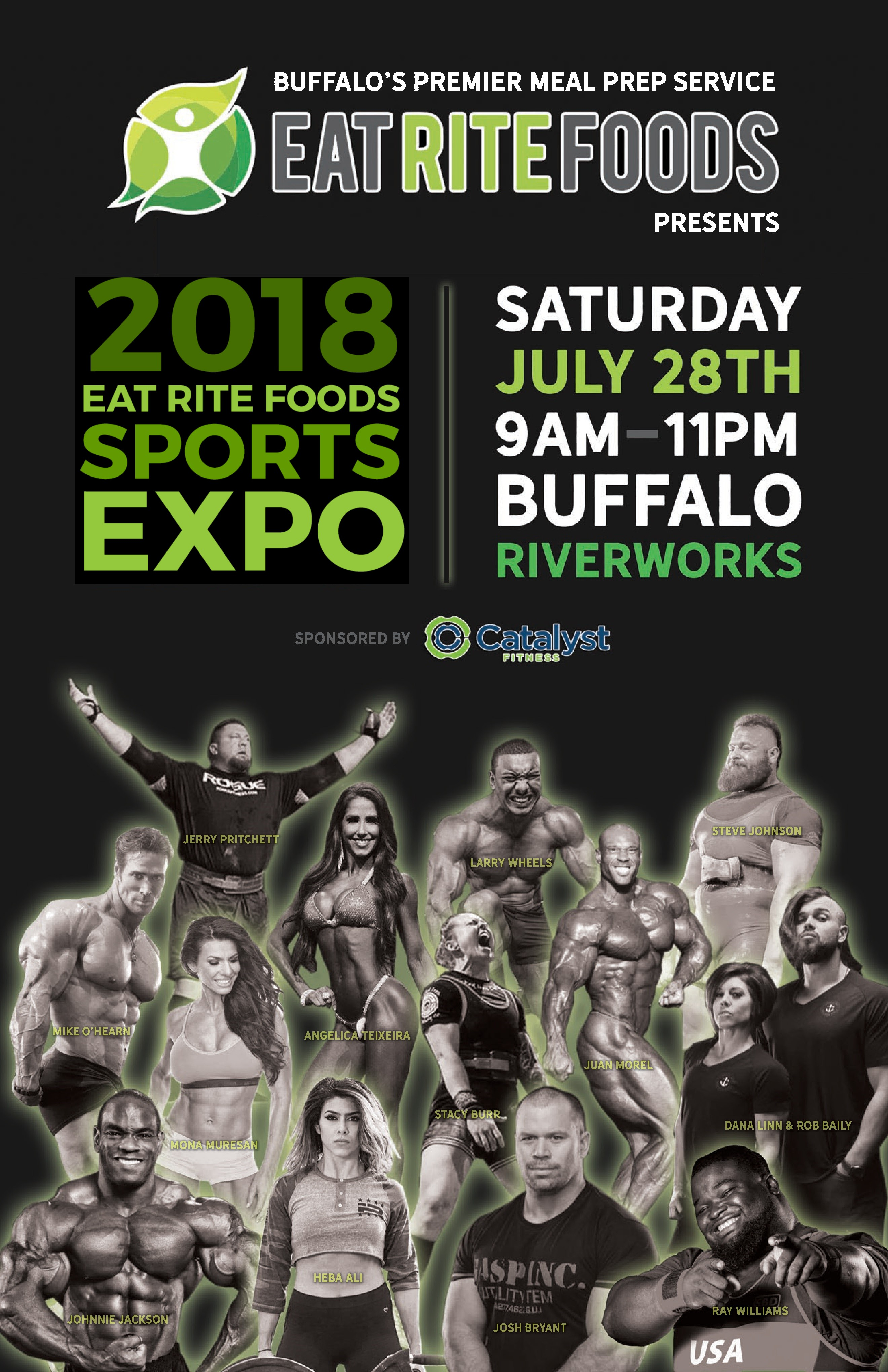 2018 BUFFALO HEALTH WELLNESS & FITNESS EXPO