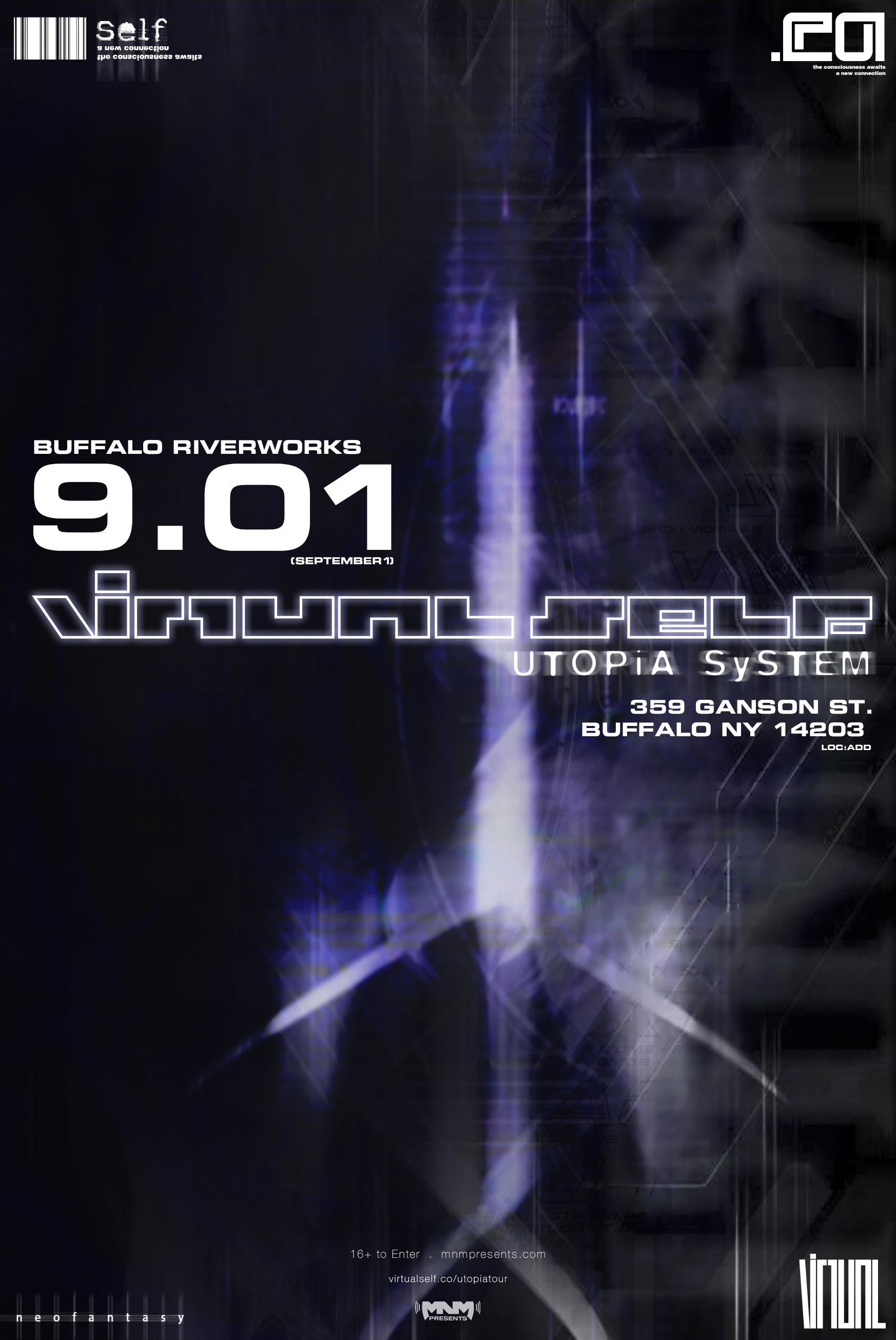 Virtual Self Utopia Tour