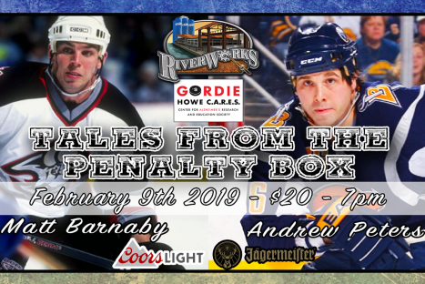 Tales From the Penalty Box 2019 21+