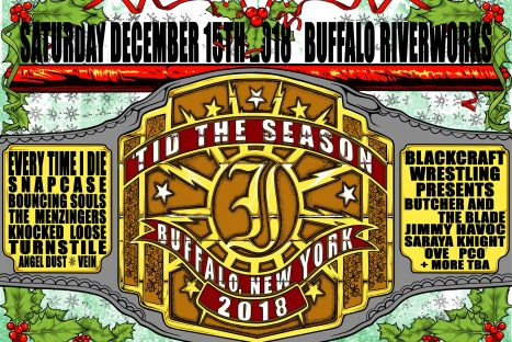 TID THE SEASON – Every Time I Die Christmas Show SOLD OUT