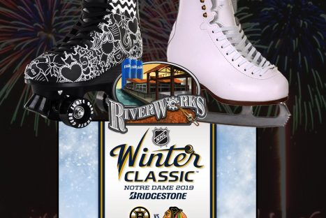 NEW YEARS DAY: OPEN SKATE – ROLLER SKATE – WINTER CLASSIC 2pm – 5pm