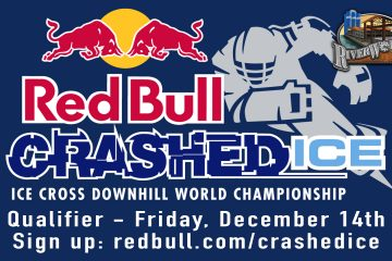 Red Bull – CRASHED ICE Qualifier
