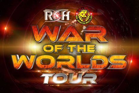 Ring of Honor presents War of the Worlds: Buffalo