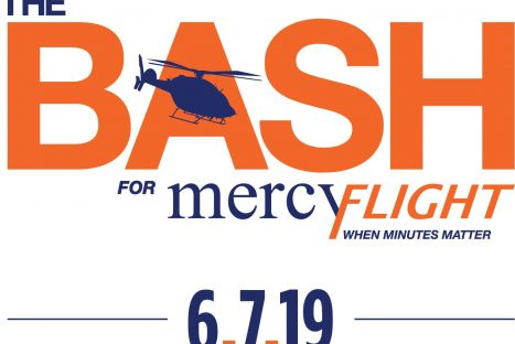 The Bash for Mercy Flight – June 7th