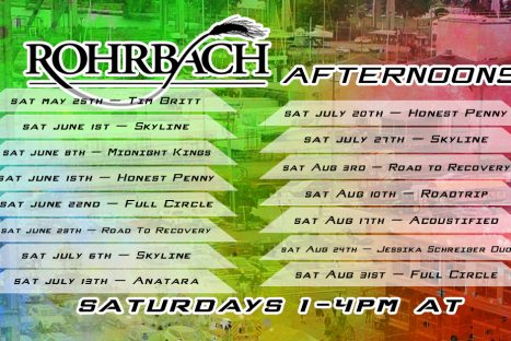 Rohrbach Afternoons – Featuring FULL CIRCLE