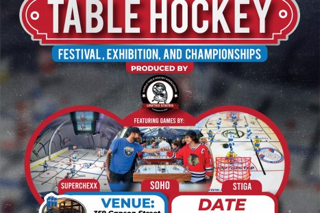 Buffalo's Table Hockey Festival, Exhibitions, and Championships (FEC)