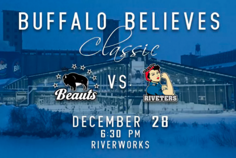 Buffalo Believes Classic – Beauts vs. Riveters