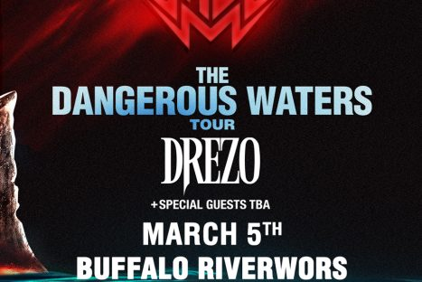 JAUZ – Dangerous Waters w/ DREZO