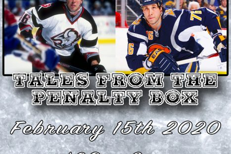 Tales from the Penalty Box 21+