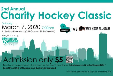 2nd Annual Charity Hockey Classic