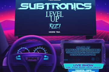 Drive-In at the Silos: Featuring SUBTRONICS, Level Up, Rezi & more