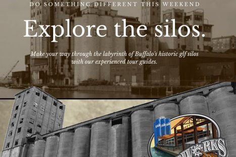 Explore The Silos – GLF Ghost Tours