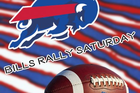 BILLS RALLY SATURDAY: Featuring The 97 Rock Tailgate Band