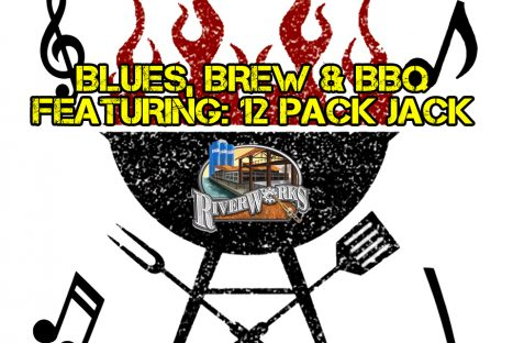 BLUES, BREW & BBQ: FEATURING 12 PACK JACK