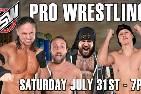 EMPIRE STATE WRESTLING: Saturday, July 31st