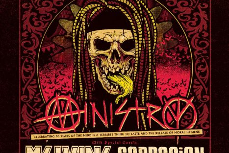 After Dark Presents: Ministry – The Industrial Strength Tour feat. Melvins & Corrosion of Conformity